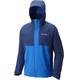 Columbia Evolution Valley Jacket Men super blue/carbon